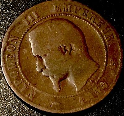 Interesting Antique Napoleon Coin needs Research! FreeUK Postage