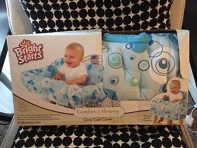 Bright Starts Comfort & Harmony Cozi Cart And Hight Chair Cover