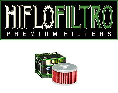 Hiflo Oil Filter Oil Filter Suzuki Xf 650 Freewind 1997-2002