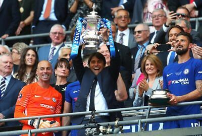 Chelsea v Manchester United - The Emirates FA Cup Final 6x4