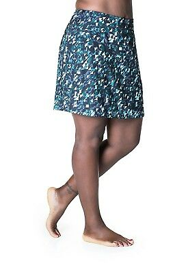 (X-Small, Love Triangle Print) - Skirt Sports Women's Happy Girl Skirt