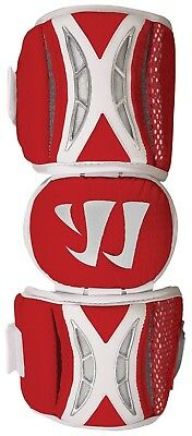 (Small, Red) - Warrior Burn Elbow Guard. Shipping is Free