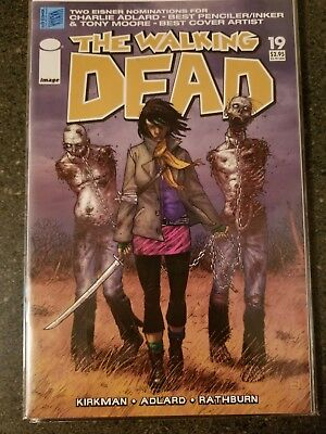 the walking dead comic book 19