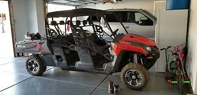 2017 HDX 700 CREW XT - Practically new Side x Side - Great for hunting or family