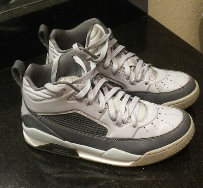 f9a75d40e3d2f7 Nike Air Jordan Flight 9.5 (GS) Wolf Grey White Grey shoes 654975-006