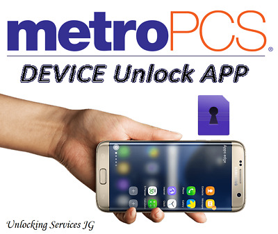 METRO PCS ANDROID App Device Unlock Service Alcatel A30 Fierce 4