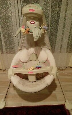 Fisher Price Nature's Touch Baby Cradle 'n Swing P/U Penrith NSW