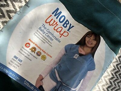 moby baby wrap Excelkent Condition