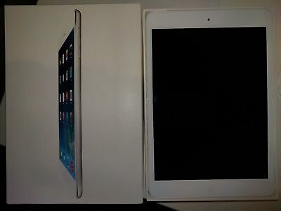 Apple iPad mini 2 128GB, Wi-Fi + Cellular, 7.9in - Silver (with back cover)