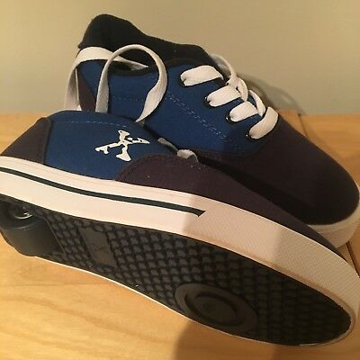Brand new never used Boys Heelys roller shoes Size 1 - 2