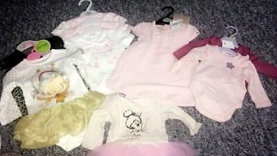 15 outfits and more baby girls clothes
