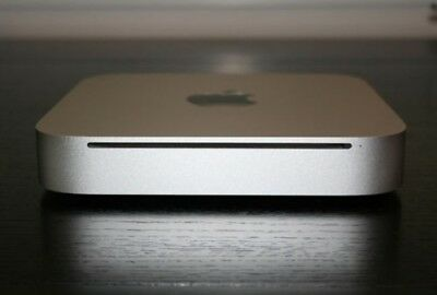 Apple Mac Mini Desktop - MC270X/A 2010