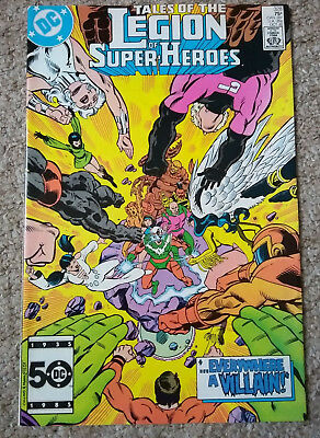 TALES OF THE LEGION OF SUPER-HEROES # 328 (1985) DC COMICS NM Condition