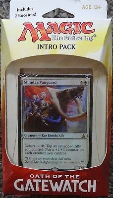 MTG -Oath of the Gatewatch- Intro Pack- Vicious Cycle (englisch)