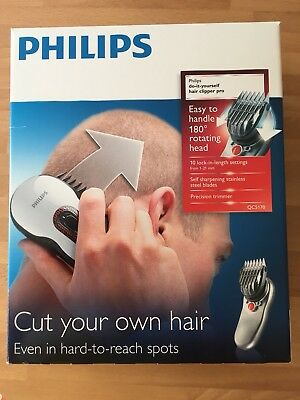 Phillips do it yourself hair clipper pro qc5170 3100 picclick uk phillips do it yourself hair clipper pro qc5170 solutioingenieria Choice Image