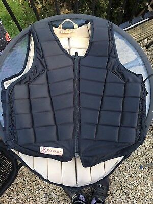 Racesafe Body Protector Adult Size S