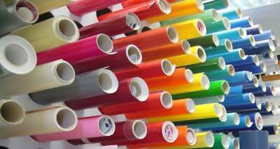 "2 rolls - 12"" x 10 ft each - Oracal 651 Vinyl - Pick your Colors - 4 craft decal"