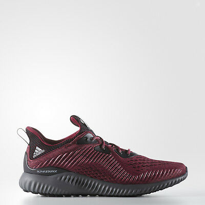 50869c226 Adidas Alphabounce EM M Shoes Sneakers Running BM1204 Mystery Ruby US12  UK11.5