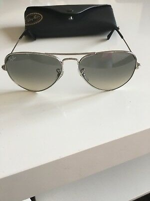 Ray ban Aviator Sonnenbrille 3025 Large