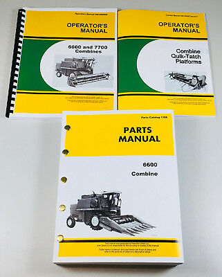 Ford 555 tractor loader backhoe owners operators service repair shop operators parts manual for john deere 6600 combine owners maintenance catalog fandeluxe Image collections