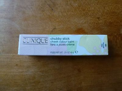 Clinique chubby stick 03 roly poly rosy