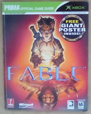 Fable - Official Guide (US Version) Lösungsbuch