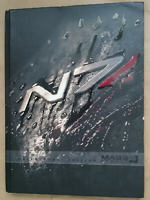 Mass Effect 2 - COLLECTOR's Edition Guide (US VERSION) HARDCOVER