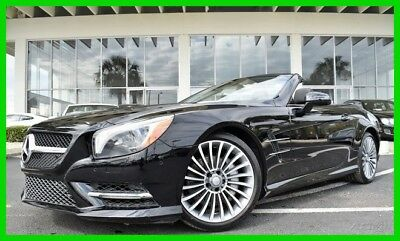Mercedes-Benz SL-Class SL 400 Roadster 2015 SL 400 Roadster Used Turbo 3L V6 24V Automatic RWD Convertible Premium