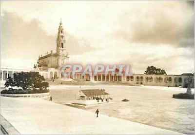 Modern Postcard 66 Portugal fatima basilica vault of the appearances and the ar