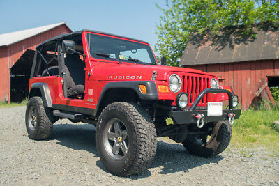 2005 Jeep Wrangler Rubicon Unlimited 2005 Jeep Wrangler Unlimited Rubicon - low miles, lots of extras