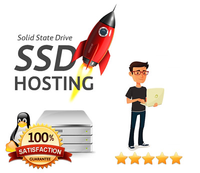 Cloud Web Hosting Fast SSD with Softaculous For 1 Year! Free Comodo SSL