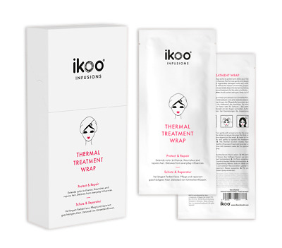 Ikoo Infusions Thermal Treatment Wrap Pro Packung 5 Stück