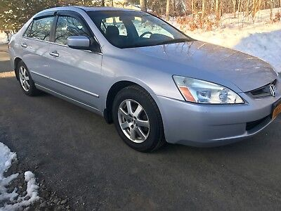 2005 Honda Accord Sedan EX Automatic 2005 Honda Accord 4 Door v6 3.0 liter Options Heated seats-ac-NICE CAR-RELIABLE