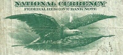 1918 $1 Cleveland << Spread Eagle >> 99. Cents Auction Style << Free Shipping >>