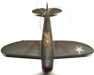 US P47 British Thunderbolt, ID Recognition Spotter model WWII - Cruver