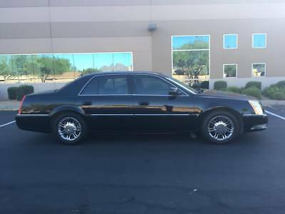2007 Cadillac DTS Dts clean title BLACK W/ VOGUE WHEELSREMOTE START LEATHER HEATED/COOLING/MEMO SEATS