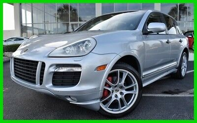 Porsche Cayenne GTS ~~ GARAGED KEPT  ~~ LOW MILES ~~ 4 NEW TIRES !! 2010 GTS Used 4.8L V8 32V AWD SUV Premium