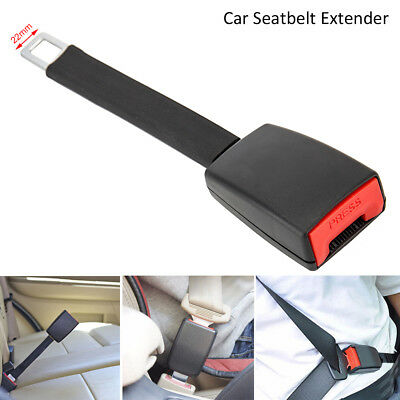 1pc Extension Safety Buckle Clip Car Seat Belt Extender Universal Adjutable