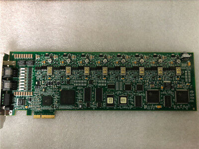 1PC Brooktrout TR1034+E8-8L-R PCI-E 901-007-12 DHL or EMS 90days WarrantyP516 YL