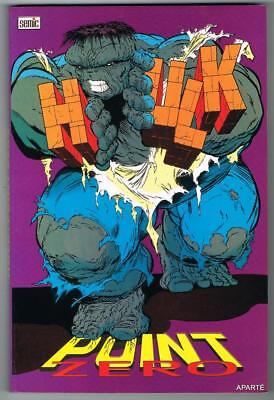 Mc FARLANE HULK POINT ZÉRO SEMIC 1991 TBE COMICS