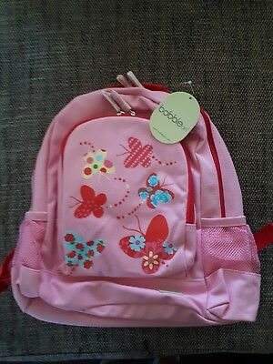 bobble art butterfly backpack