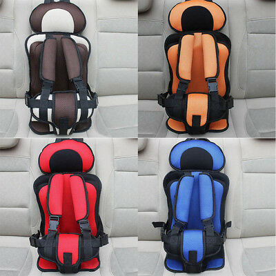 US Portable Infant Baby Safety Car Seat Kid Toddler Chair Convertible Booster
