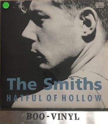 THE SMITHS Hatful Of Hollow ROUGH TRADE Original 1984 Vinyl LP 76 UK Ex+ A1-B3