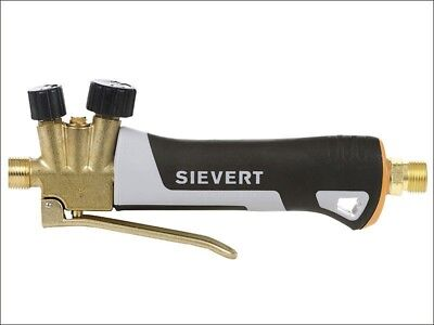Sievert PRMS3488 Pro 88 Torch Handle, Two Control Valves And A Trigger Mechanism
