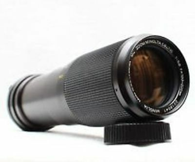 Pheonix 100-300mm f/5.6-6.7 Zoom Lens fits Canon FD Mount (Manual focus) Will NO