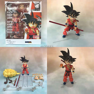 Dragonball Z Son Gokou Goku Kid Boy SHF S.H. Figuarts Action Figure New