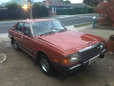 Mazda 929L One Owner Barn Find Rx Rotary