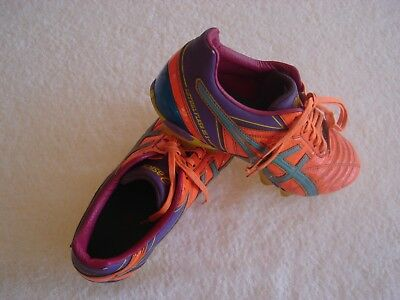 Asics Lethal Flash DS3 Football Boots  US7  Eu40  AFL,  Soccer,  Rugby