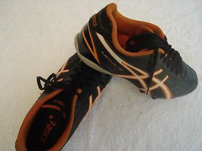 Asics Lethal RS  Football Boots  US10  Cm28  Eu44  AFL,  Soccer,  Rugby