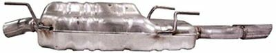 Exhaust Muffler Rear Bosal 215-827